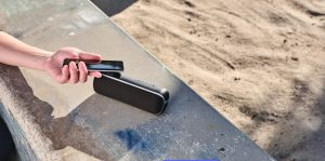loa bluetooth chống nước sony srs-xb22