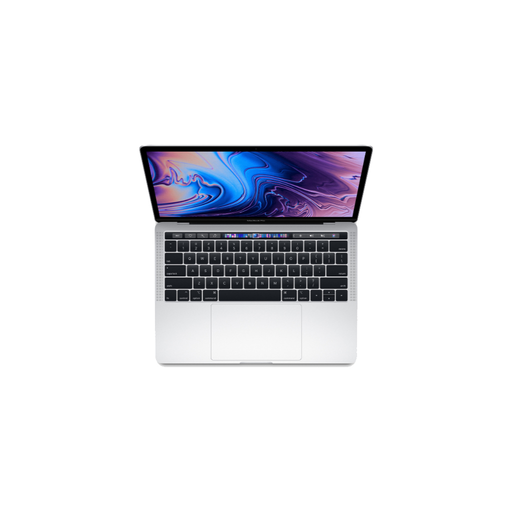 Máy Tính Apple Macbook Pro 2019 13 3 inch 256GB Silver MV992