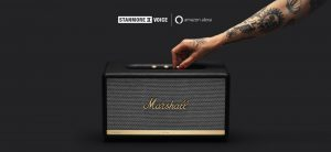 loa bluetooth marshall stanmore ii voice with amazon alexa