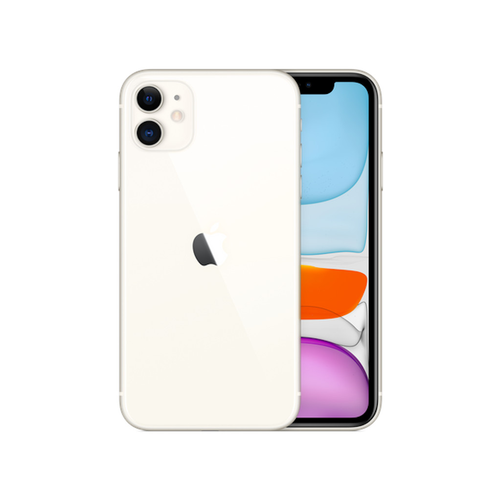 iPhone 11 màu trắng